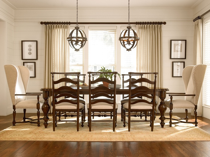 River House Collection River House Dining Table River