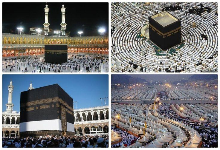 Места для паломничества: Мекка, Саудовская Аравия Религия: ислам Каждый правоверный мусульманин должен хотя бы один раз в своей жизни совершить хадж — паломничество в Мекку. Увы, тем, кто не исповедует ислам, никак не попасть в этот город, и уж тем более не войти во внутренний двор мечети аль-Харам, где находится главная святыня ислама — Кааба. В восточном углу этой черной кубической постройки заключен Черный камень — реликвия мусульман, которую, согласно легенде, Адам получил от Аллаха…