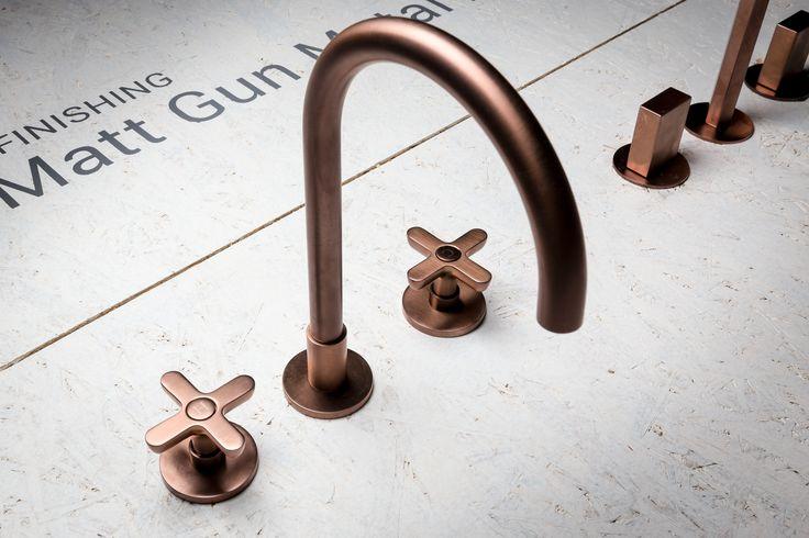 Fantini - Icona classic - design Vincent Van Duysen #fantini #fratellifantini #homeideas #design #bagno #bathroom #faucet