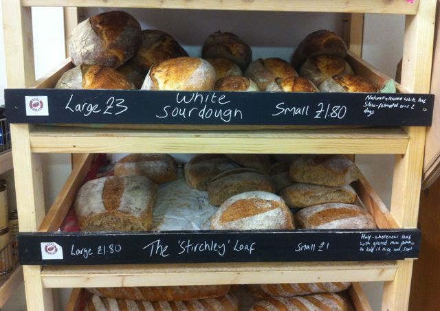 Community bakery Stirchley, Birmingham