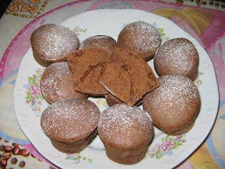 Heni modern konyhája: Extra csokis muffin