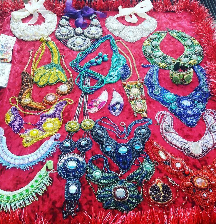 Украшения ручной работы из бисера #украшенияручнойработы #украшениянефтекамск #бисер #ручнаяработа #ожерелье #браслет #брошь #подвески