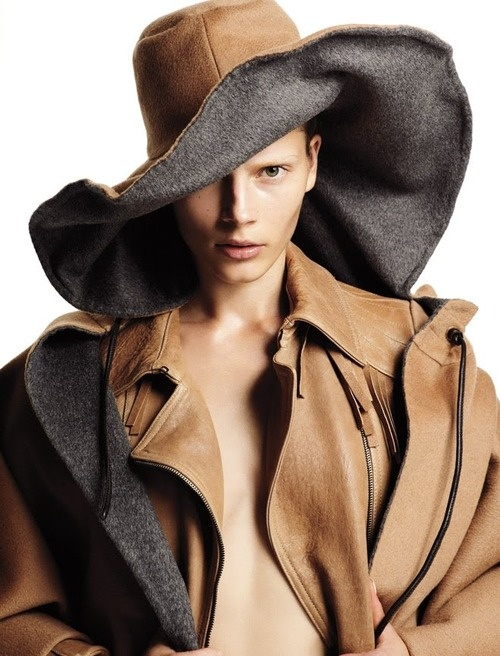 Ieva Laguna  for Vogue Germany  - 2