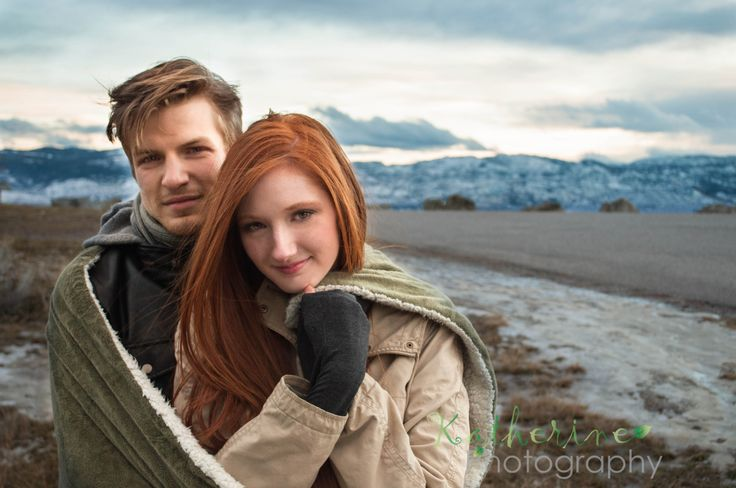 Super cold day but all in all a great one! Awesome couple to photograph.