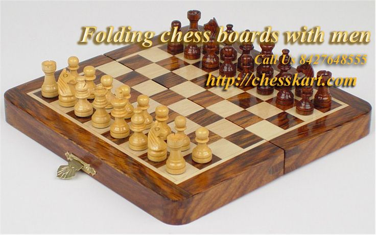 Shop for Folding Chess Boards with Men for Sale from India at wholesale prices. Lowest price guaranteed #FoldingChessBoardswithMen