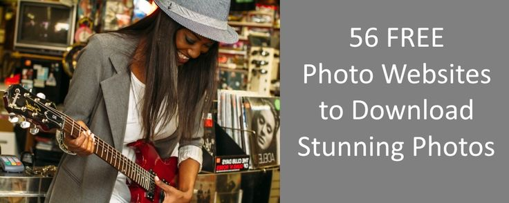 56 Free Photo Websites for Blog Images http://strategiccontent.co/56-free-photo-websites/