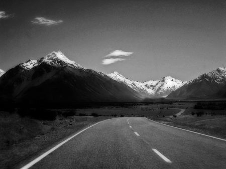 Roads Photo by Lisa O'Sullivan -- National Geographic Your Shot