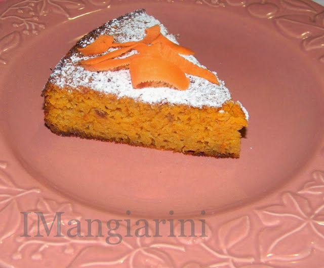 I Mangiarini -  torta di carote light