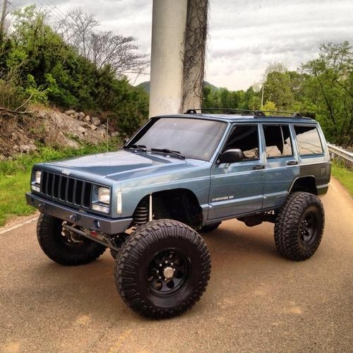 20+ best ideas about Lifted Jeep Cherokee on Pinterest
