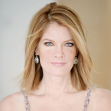 Michelle Stafford as Elena Robinson. Its a long shot casting wise. Have you seen The Young and the Restless? Phylis Newman is sexy, tough and domineering. She can play a character that exudes confidence and is completely protective of her family, the way Elena is of Christian.