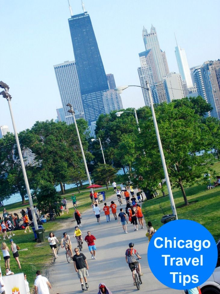 How to visit Chicago