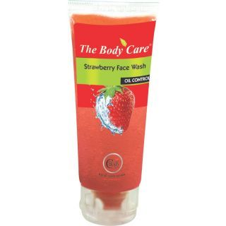 Strawberry Face Wash is a very good skincleanser and astringent. It helps eliminate excessive oil, removes pigmentation and improves skin tone.I t gives soft and silky skin with glowing complexion over a prolonged period of usage.