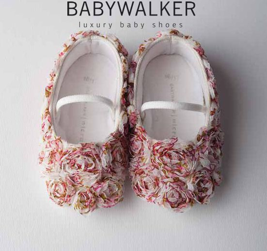 BABYWALKER SS2014 collection - prewalkers