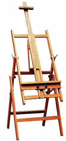 Weber Pompei Studio Easel $135 (a few times I've seen one at a flea market for $50!)