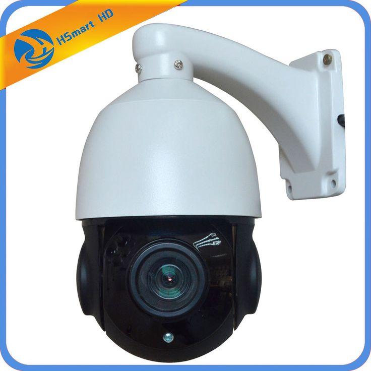 CCTV Security HD mini Speed Dome 2.0MP AHD PTZ Camera 1080P 30X ZOOM Auto Focus IP66 960P AHD 1.30MP speed dome ptz cameras #Affiliate