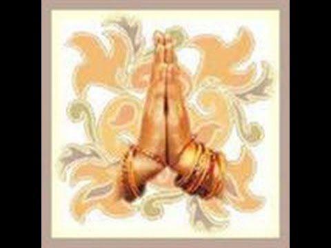 Večerní modlitba. Otčenáš