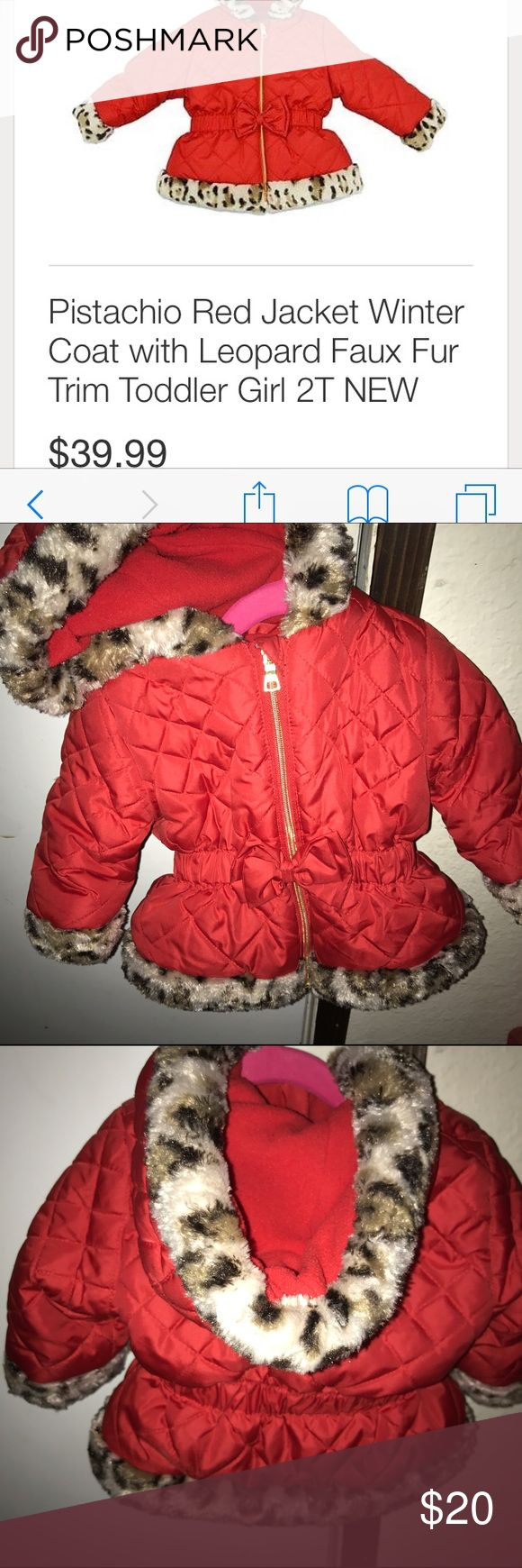 Pistachio 12 MO winter coat Perfect condition Authentic Pistachio Brand 12 MO winter coat. Jackets & Coats