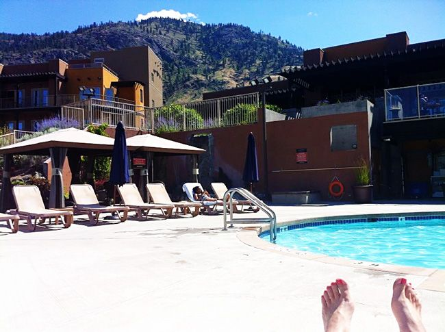 Spirit Ridge Vineyard Resort  Spa in Osoyoos, BC. A cowgirl Staycation with 5-star luxury, in the heart of Canadian wine country!