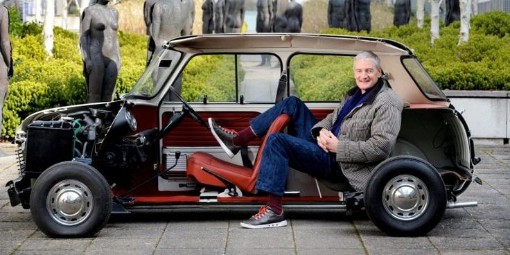Dyson electric car: The cleaner giant invests two billion pounds