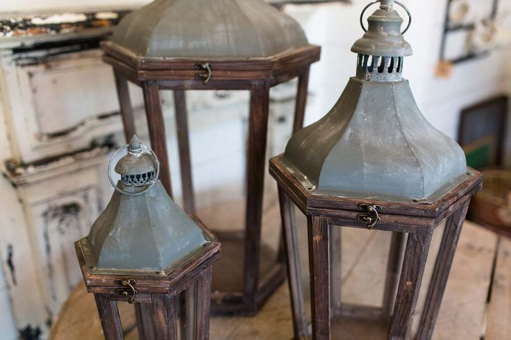 I have two large ones of these that I purchased at Pottery Barn. I HATE that I painted them dark wood stain, and darker lids, what the heck was I thinking???