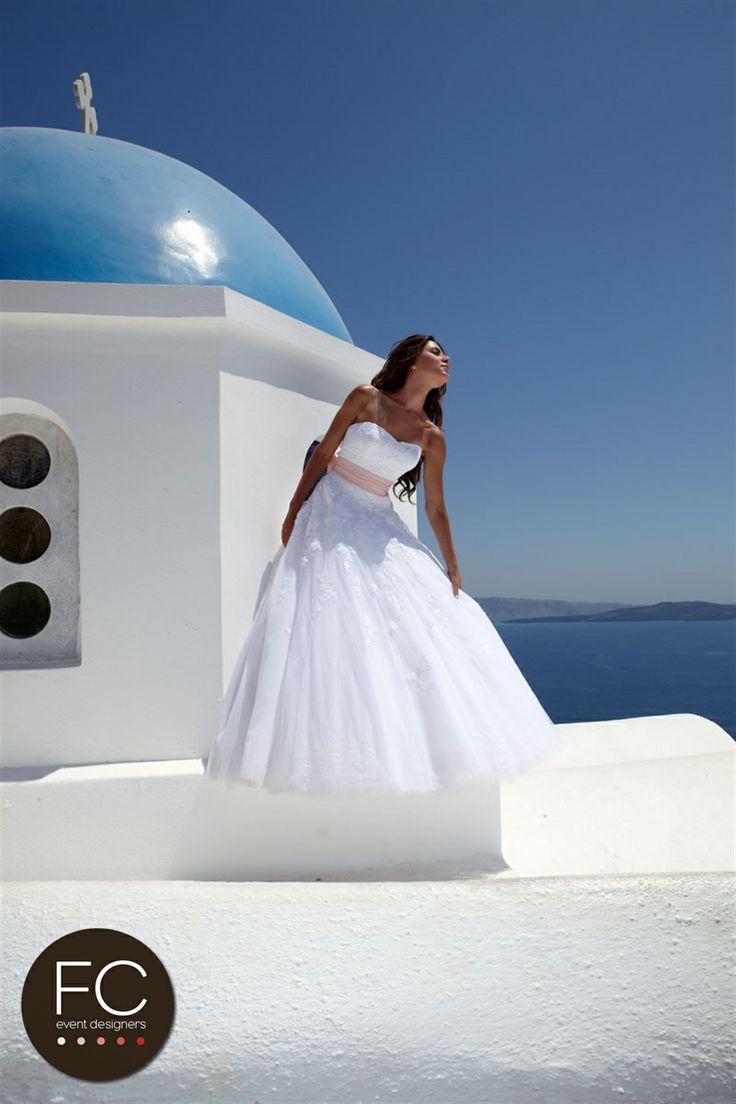 greek weddings santorini