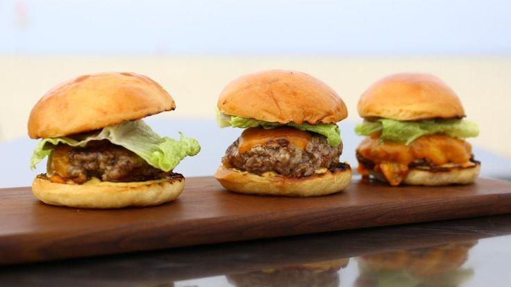 Matt's American Beef and Bacon Burger