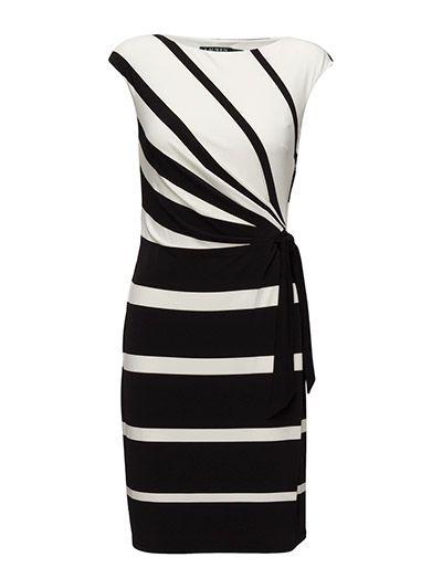 Lauren Ralph Lauren NIEVES - CAP SLEEVE DRESS