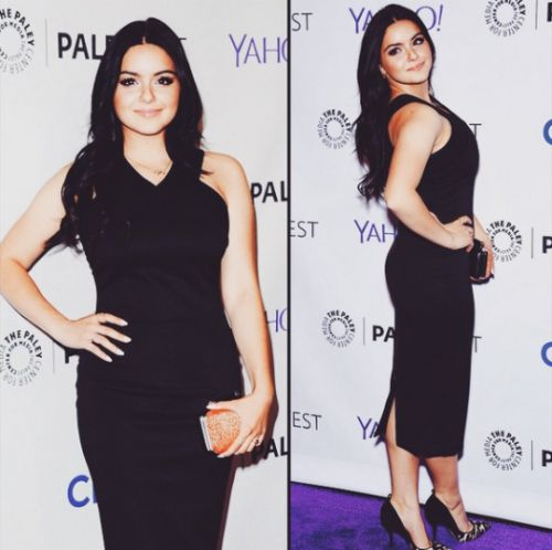 Ariel Winter Feels More Confident After Breast Reduction Surgery - Fashion and lifestyle News - Yahoo Style Canada