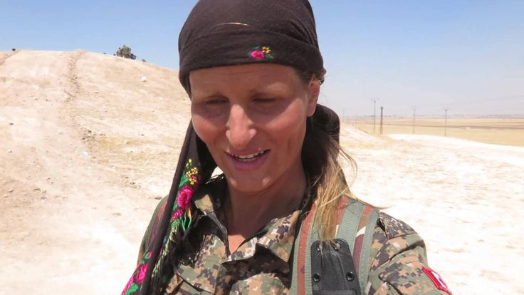 Allan Smith Hanna Bohman has been fighting ISIS in Syria on and off for most of 2015, and she hasn't been impressed. She said that as fighters, the Islamic State militants have mostly been a disappointment.