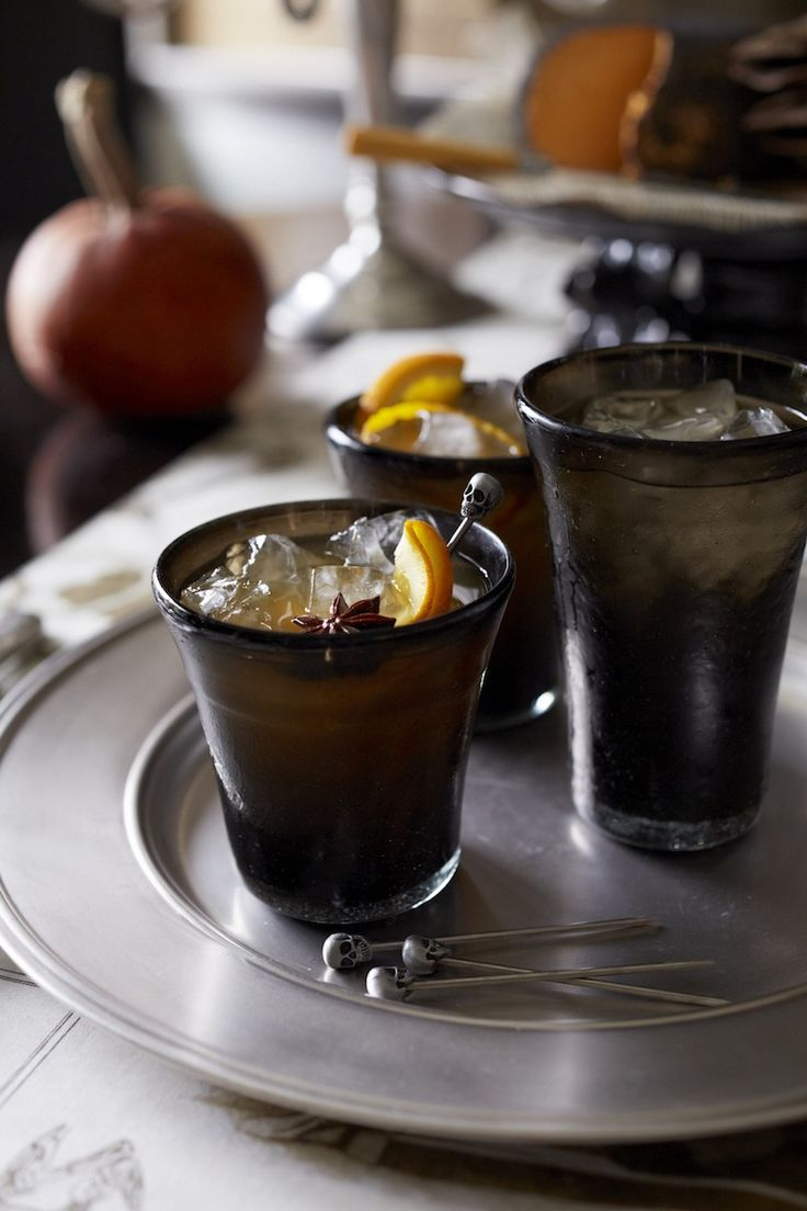 5 Orange Cocktails for Halloween: