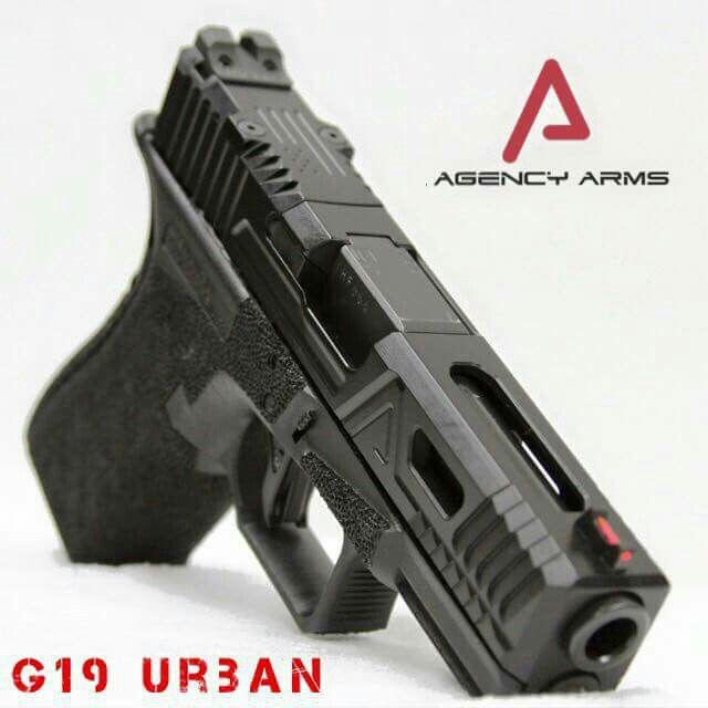 __WHITE WOLF PISTOL TRAINING___++_____Agency Arms G19.