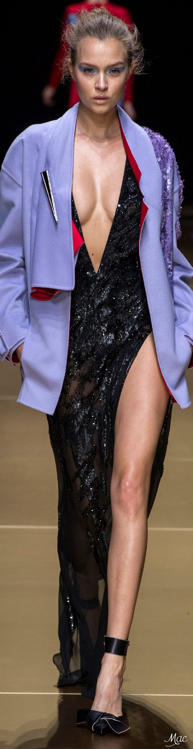 Fall 2016 Haute Couture - Atelier Versace