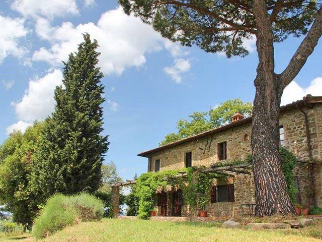 Casa Allioni, Pieve e Presciano Arrezzo