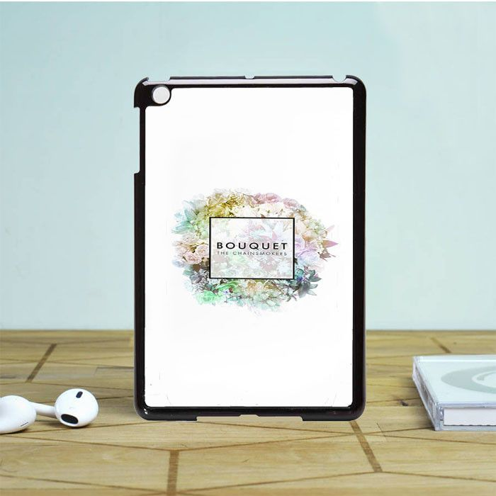 The Chainsmokers Bouquet iPad Mini 2 Case Dewantary