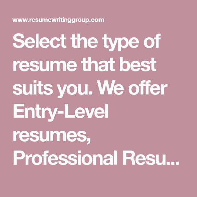 45 best Resumes images on Pinterest Free resume, Resume templates