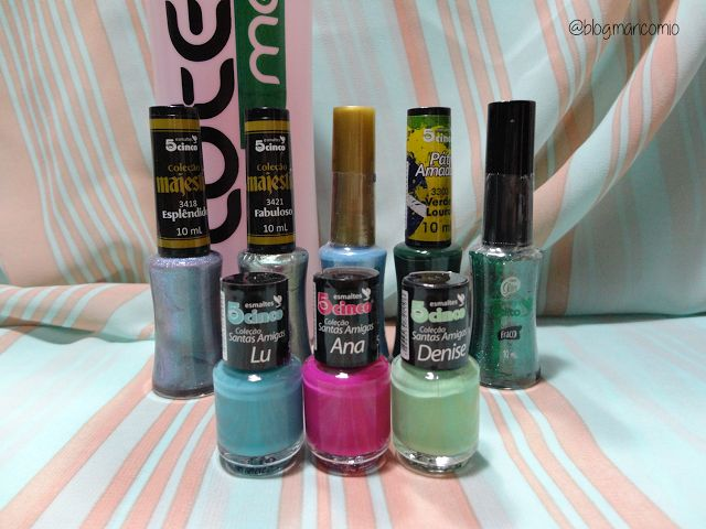 5Cinco - Beauty Fair 2016 - MariCômio