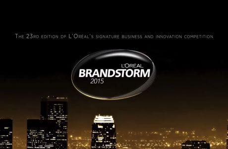 L'ORÉAL BRANDSTORM, THE ULTIMATE BUSINESS COMPETITION SINCE 1992