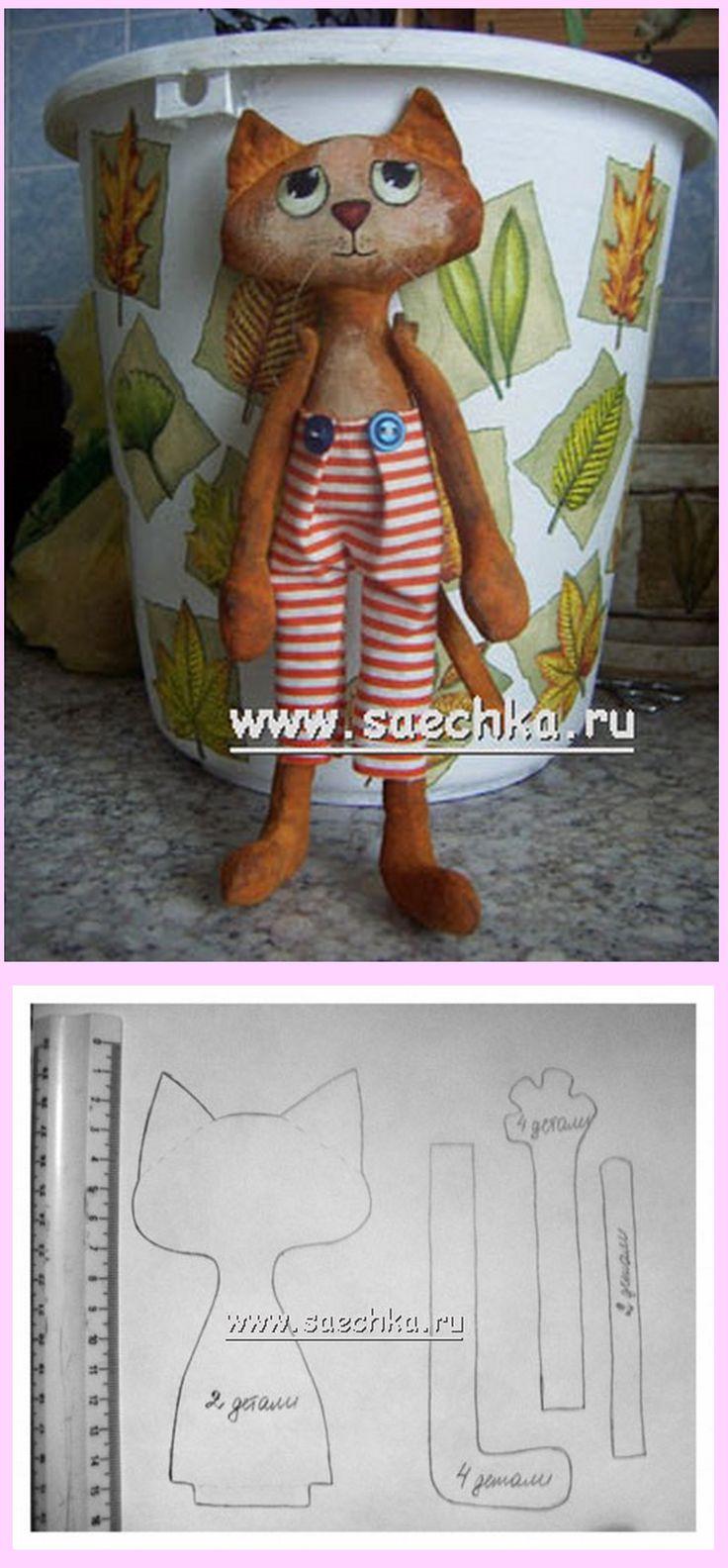 gatinho russo