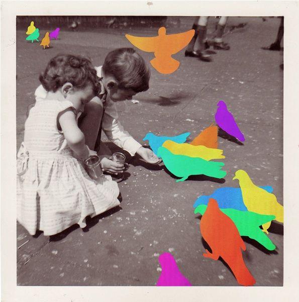 n-magazine: Colorindo o passado