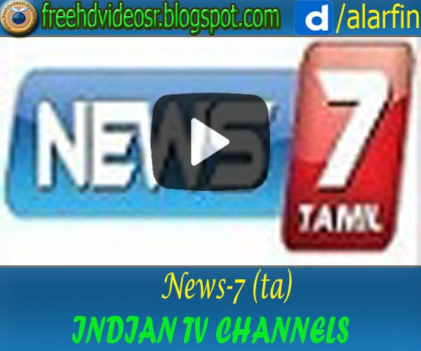 News7 Tamil LIVE news channel on the web  The local news