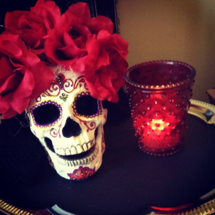 Halloween Wedding Altar: 351 Best Day Of The Dead Party/wedding/quince..potential