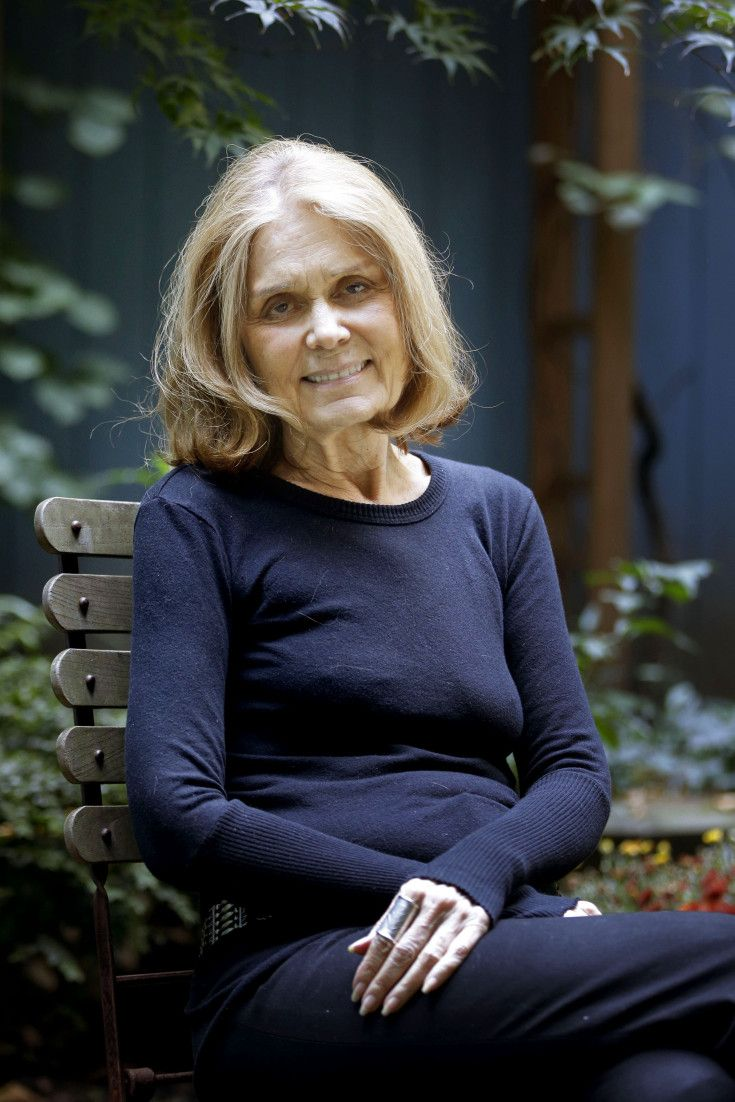 The Top 10 Things Gloria Steinem Wants for Christmas