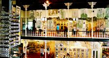 District Six Museum Four Seasons is located in district six and in the history much happened here. To get more knowledge about District Six and the Apartheid visit the old church and speak to the people who really experienced it.  Address: Methodist Church, 25A Albertus Street