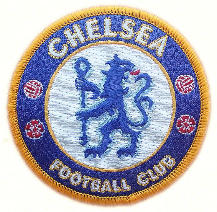 CHELSEA FOOTBALL CLUB FC BLUES PENSIONERS PREMIER LEAGUE UEFA CUP PATCH