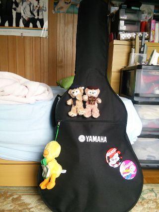 ギターケース,x11x97x,Gibson Custom,満員電車,女子高生,センス,ぬいぐるみ