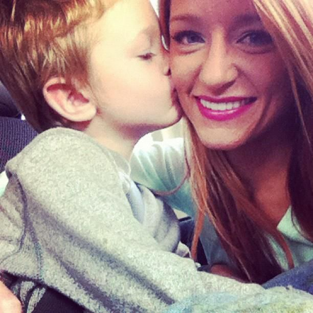 Maci Bookout's Son Bentley