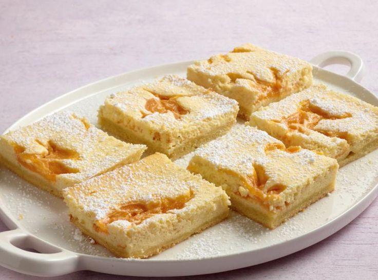 Aprikosen-Käsekuchen Rezept - [ESSEN UND TRINKEN]