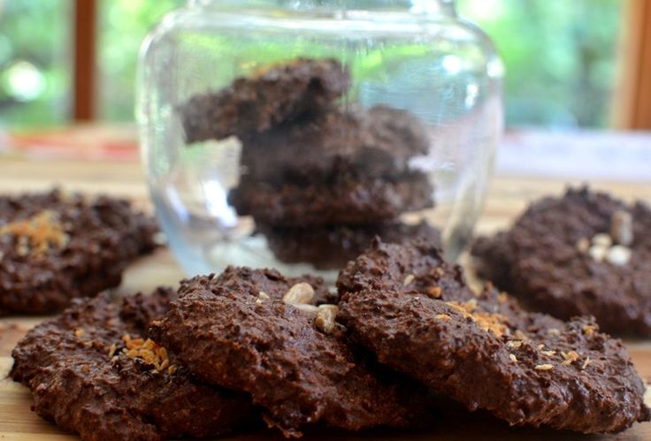 Galletas de Nuez y Chocolate