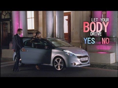 Peugeot 208 : Interactive Experience #ads