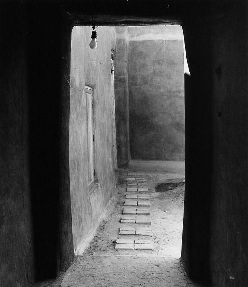 O'Keefe's Abiquiu Home- Todd Webb